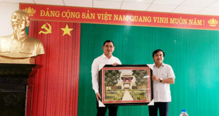 Trường Cao đẳng Phát thanh – Truyền hình I làm việc với Đài PT-TH  tỉnh Nghệ An về công tác bồi dưỡng, đào tạo.