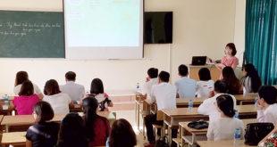 VOVedu  Hội giảng cấp trường năm 2018