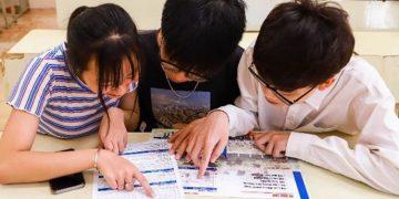 VOVedu: Học sinh lớp 12 tăng tốc trước kỳ thi tốt nghiệp THPT 2021